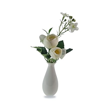 Amazon Crh600 Decorative Mini Ceramic Bud Vase With Pleasing