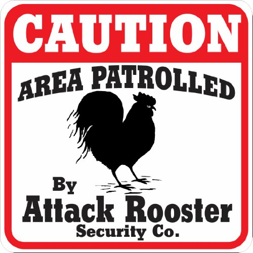 Caution Attack Rooster