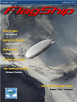 FlagShip Science Fiction and Fantasy- February 2011 by [Henry, Jeromy, Tite, Philip L., Palmer, Jason, Ward, Chris, Coleman, Doc, Zwicker, Richard]