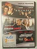 Rounders/Reindeer Games - The Director's Cut/Swingers Triple Feature Dvd (2014)
