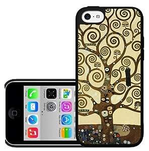 Klimt Tree Of Life iPhone 5c Hard Case