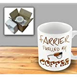 Farrier Fueled By Coffee by The Victorian Printing Company