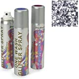 SILVER Glitter Hair Spray - Stargazer 75ml