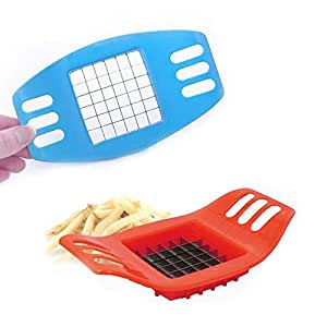 Potato Cutter Vegetable Slicer Chopper Chips Making Device Fries Kitchen Cooking Tools