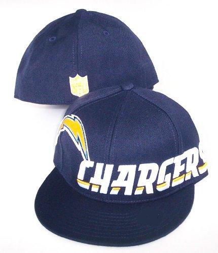 民兵コントラスト工業化するSan Diego Chargers NFLリーボックフィットサイズ7ハットキャップ