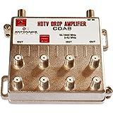 8 Port HDTV Distribution Amplifier
