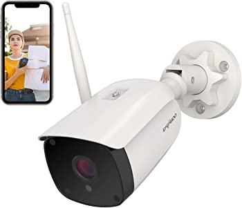 Cacagoo 1080p WiFi Outdoor Security Camera