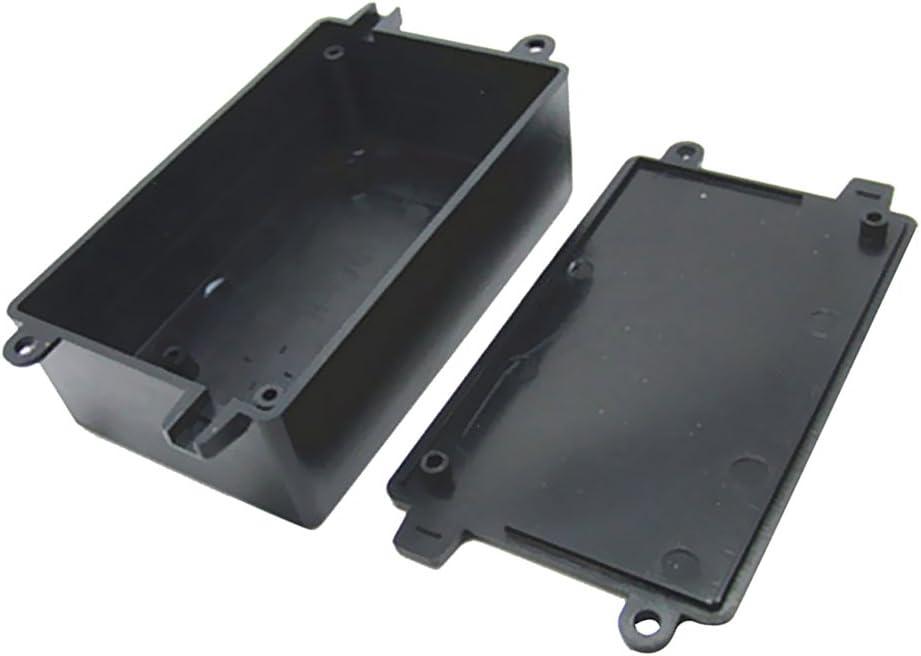 4 Dimensioni Tra Cui Scegliere - 65x38x22mm Scatole Terminali Di Giunzione Impermeabili-plastica ABS Scatola Del Progetto Di Recinzione Elettronica