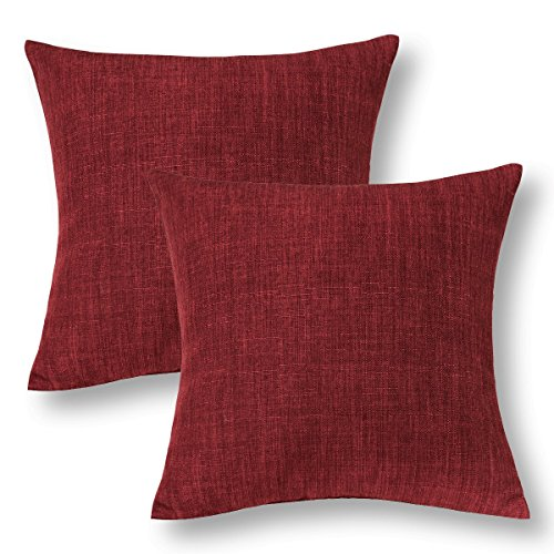Jeanerlor Corduroy Velvet Solid Decorative 26