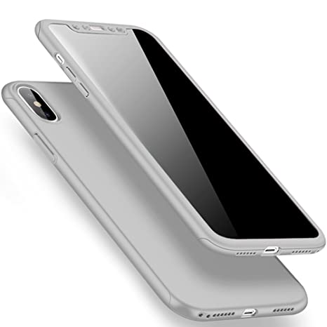 custodia iphone x 360 gradi