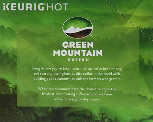 Keurig Top Four Selling K Cups 96 Count (Green Mountain Coffee Dark Magic) by Green Mountain Coffee Roasters (Image #4)