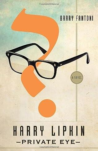 book cover of Harry Lipkin, Private Eye
