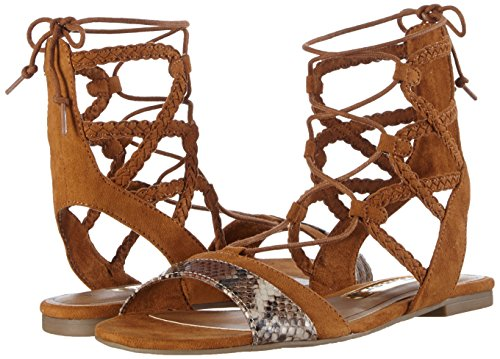 392 Brown Wedge Women's Tamaris 28178 1 36 Heels Sandals 1 W6HHZfp
