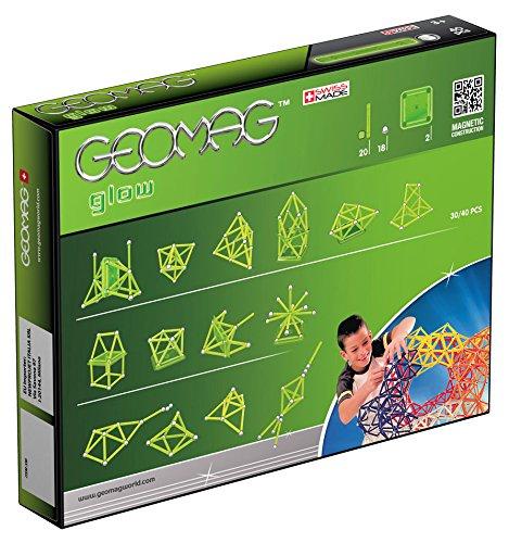 Review Geomag Glow Kit –