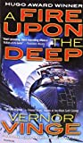 download ebook a fire upon the deep (zones of thought) by vinge, vernor published by tor science fiction (1993) pdf epub