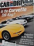 2001 2002 BMW M Roadster / Chevy Chevrolet Corvette / Mercedes SLK 32 AMG / Porsche Boxster / Jeep Liberty / Acura RSX / VW Volkswagen Eurovan MV Road Test