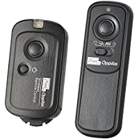 Pixel RW221-S2 Wireless & Wired Shutter Release Remote Control 2.4GHz with Multi-Terminal Cable for Sony Alpha A7r, A7, A6000, A3000, SLT-A58, NEX-3NL, DSC-HX300/RX100M3/RX100M2/RX100III Cameras
