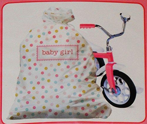 Baby Girl Extra Large Gift Bag