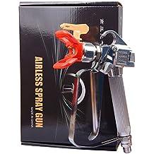 GDHXW W-077 Airless Paint Spray Gun High Pressure 3600 PSI 517 TIP for Graco Wagner Titan Pump Sprayer And Airless Spraying Machine