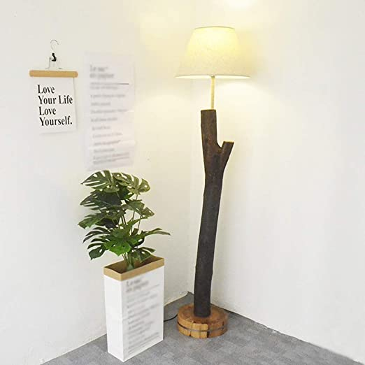 Ppy778 Lámpara de pie LED Lámpara de pie Árbol Moderno ...