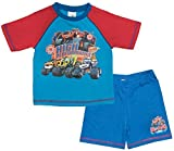 Boys Blaze And The Monster Machines Short Pyjamas 18-24 Months
