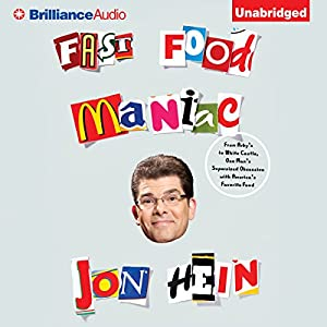 Fast Food Maniac Audiobook