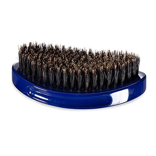 Torino Pro Wave Brush #680 By Brush King - Medium Curve 360 Waves Palm Brush by Torino Pro (Image #5)