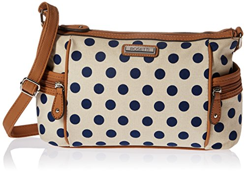 rosetti-maddie-crossbody-with-adjustable-strap-cream-with-navy-polka-dots