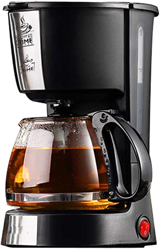 Cafetera, cafetera de goteo con 0.65L / 4-5 tazas con jarra de ...