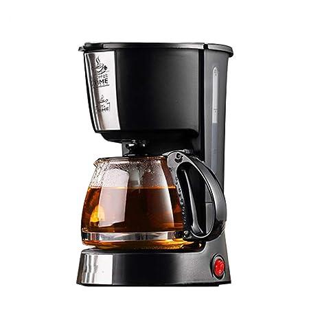 Cafetera, cafetera de goteo con 0.65L / 4-5 tazas con jarra ...
