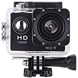 W8 1080P 30FPS 12MP Wifi Waterproof 30M Shockproof 170¡ã Wide Angle 1.5