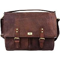 DH Special Additian Leather messenger camera bag dslr laptop messenger bag