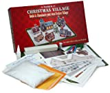 The Christmas Village. Build and Illuminate Your Own Festive Village.