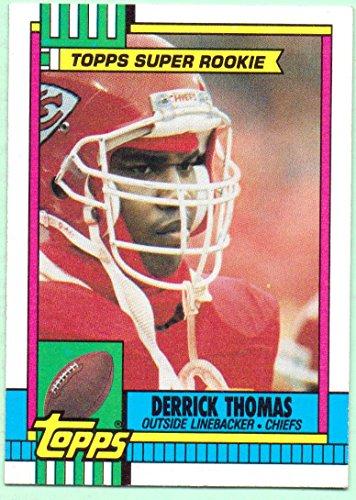 1990 Topps Nfl Card - Derrick Thomas 1990 Topps #248 - Kansas City Chiefs