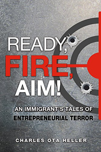 Amazon ready fire aim an immigrants tales of ready fire aim an immigrants tales of entrepreneurial terror by heller fandeluxe Image collections
