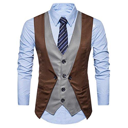 Gentlemans Long Vest - 7
