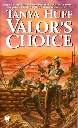 book cover of Valor\'s Choice