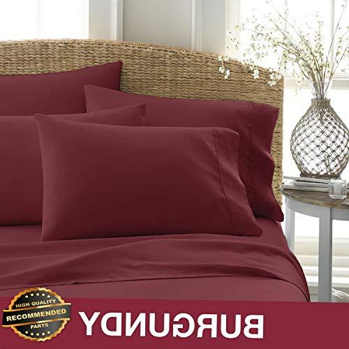 Gatton New Premium Ultra Soft 6 Piece Bed Sheet Set | LINENIENHM-182012745 Twin (Antique Pewter Daybed)