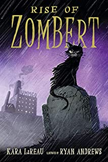 Book Cover: Rise of ZomBert