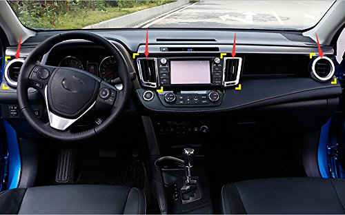 salusy-4pcs-dashboard-air-condition-vent-outlet-cover-strip-trim-for-toyota-rav4-2013-2014-2015-2016