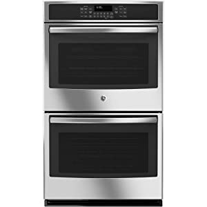 GE JT5500SFSS Electric Double Wall Oven