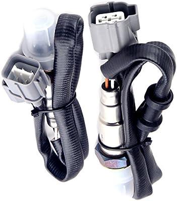 SCITOO Oxygen Sensor O2 Upstream Downstream SG336 SG1861 fit 2000-2003 Acura TL 3.2L 2PCS