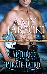 Captured by the Pirate Laird (Highland Force Book 1)
