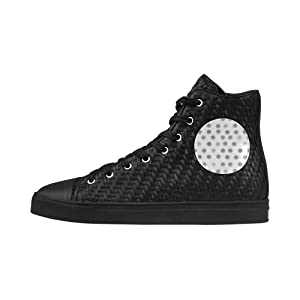 Shoes No.1 Sneakers Fitness Woven Women's Shoes PU Leather Grey Dots For Outdoor