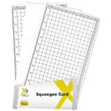 Xit XTSP3 3 Piece Universal Screen Protector Kit, Clear