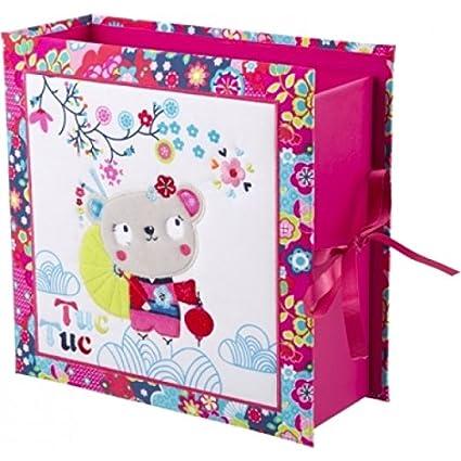 Tuc Tuc 09543 - Caja de tesoros, diseño niña kimono: Amazon ...