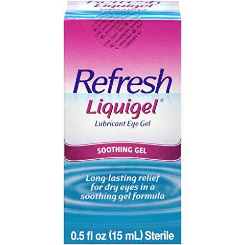 (Allergan Refresh Liquigel Size .5oz Allergan Refresh Liquigel for Moderate to Severe Dry Eye)