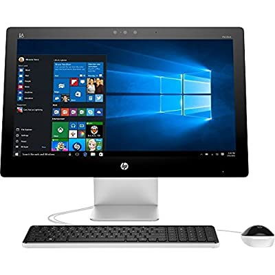 2016 Premium HP Pavilion 23 inch All-in-One PC FULL HD (1900x1080) Intel i3-4170T, 4GB RAM, 1TB HDD, Windows 10 Home, WiFi,card reader/HDMI/Bluetooth 4.0