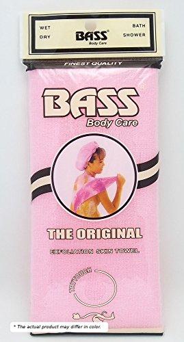Beauty Skin Towel 100% Nylon Bass Brushes 1 Towel