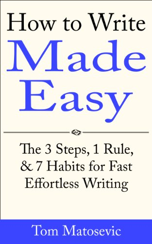 How To Write Made Easy  The  Steps  Rule   Habits For Fast  How To Write Made Easy  The  Steps  Rule   Habits For